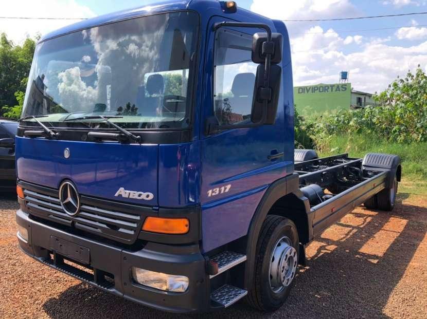 Mercedes Benz Atego 1317 - 0