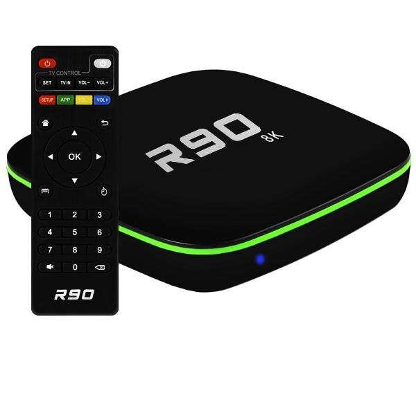 TV Box R90 4K - 0