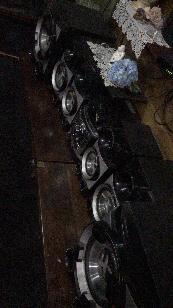 Equipo de sonido LG - 0