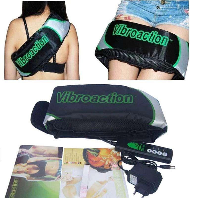 Cinturón adelgazante con vibrador - 1