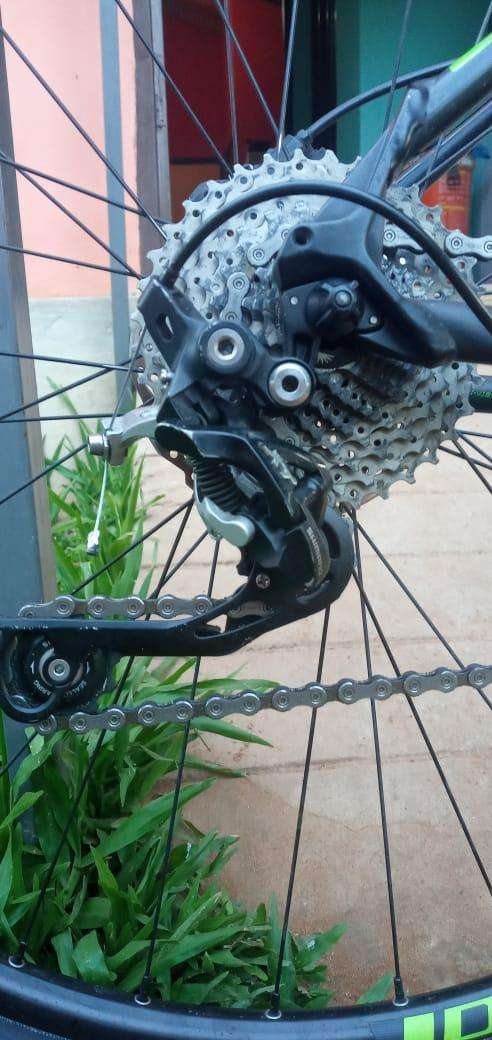 Bicicleta Cannondale aro 29 - 1
