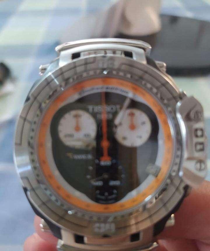 Reloj Tissot Nicky Hayden moto GP - 1