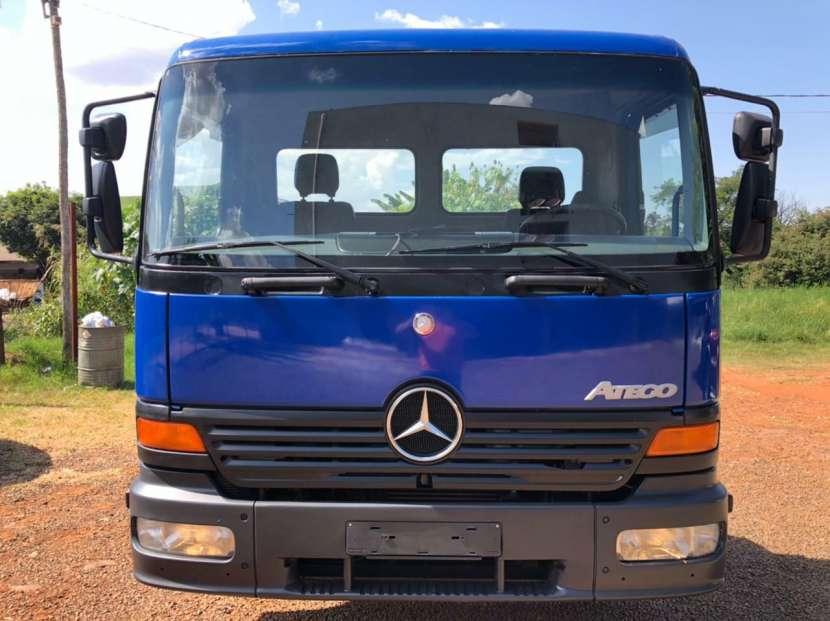 Mercedes Benz Atego 1317 - 1