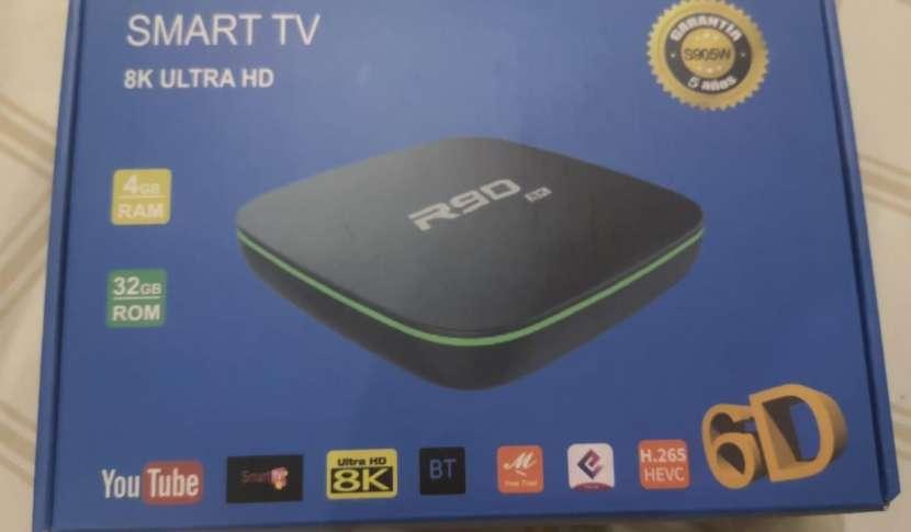 TV Box R90 4K - 1