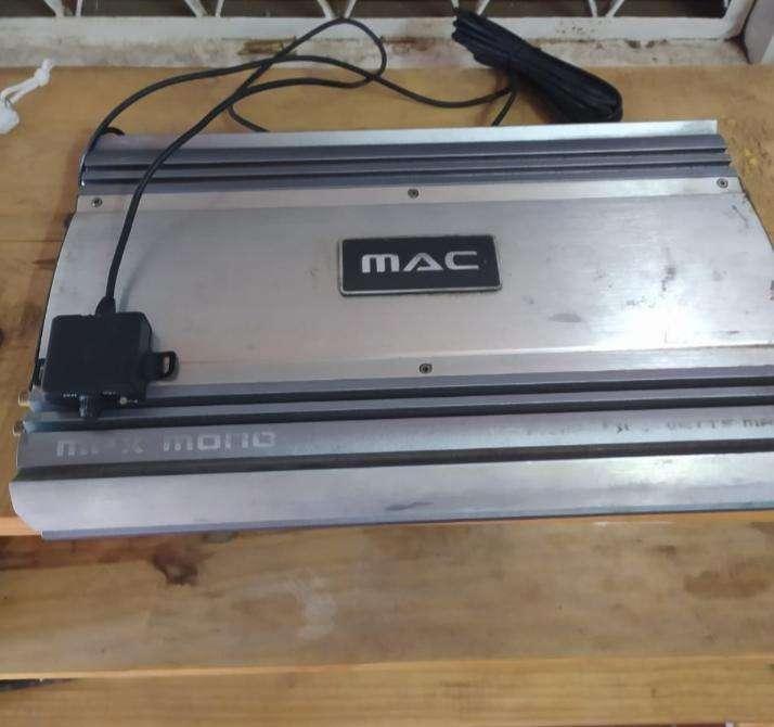 Amplificador mono Mac - 2