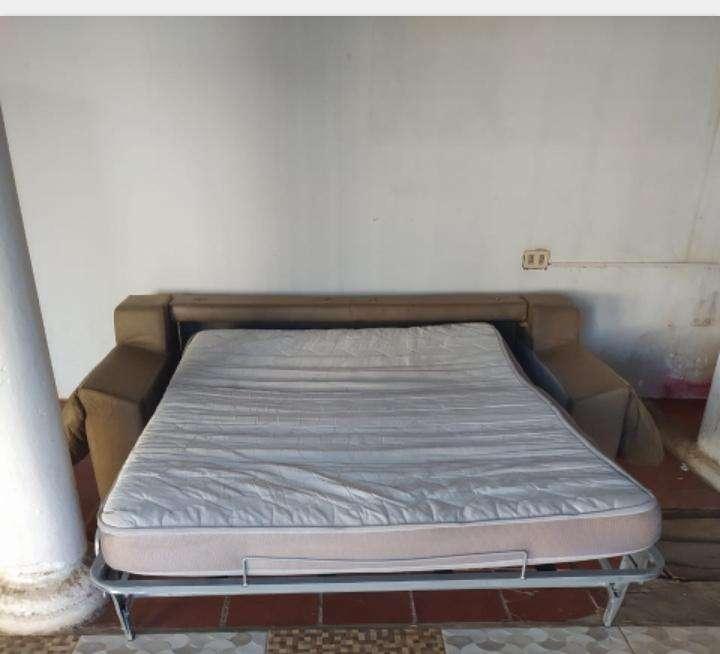 Sofá cama italiano - 2