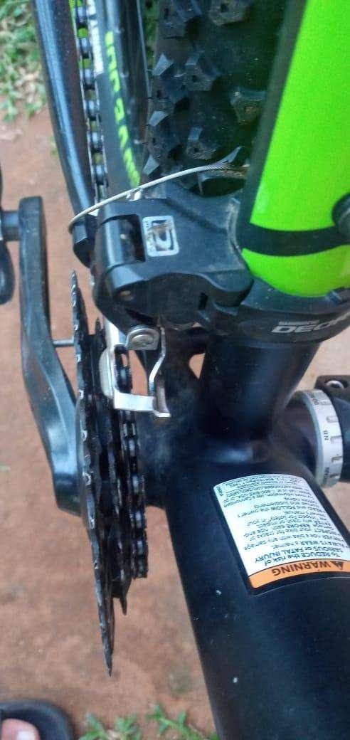 Bicicleta Cannondale aro 29 - 4