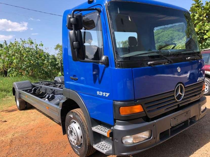 Mercedes Benz Atego 1317 - 8