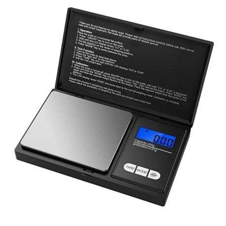Balanza de precisión Sunlight S708 hasta 200 gramos - 0