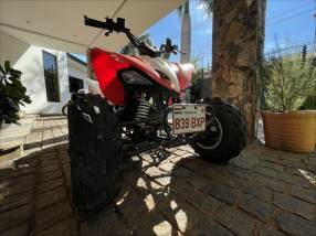 Cuasi Kenton Volcano 150 cc 2018