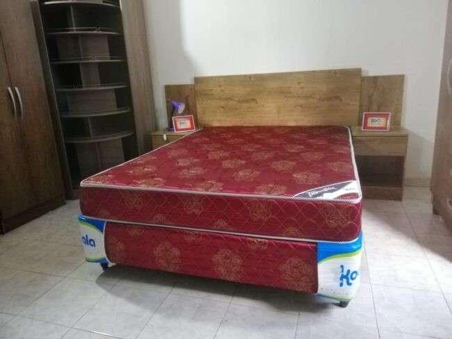 Base y colchón sommier Koala Dormilón sin pillow 160x200 - 0