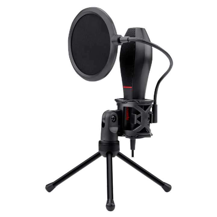 Micrófono Redragon Quazar Gm200 - 0