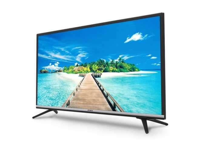 Smart TV Aiwa de 39 pulgadas FHD - 0