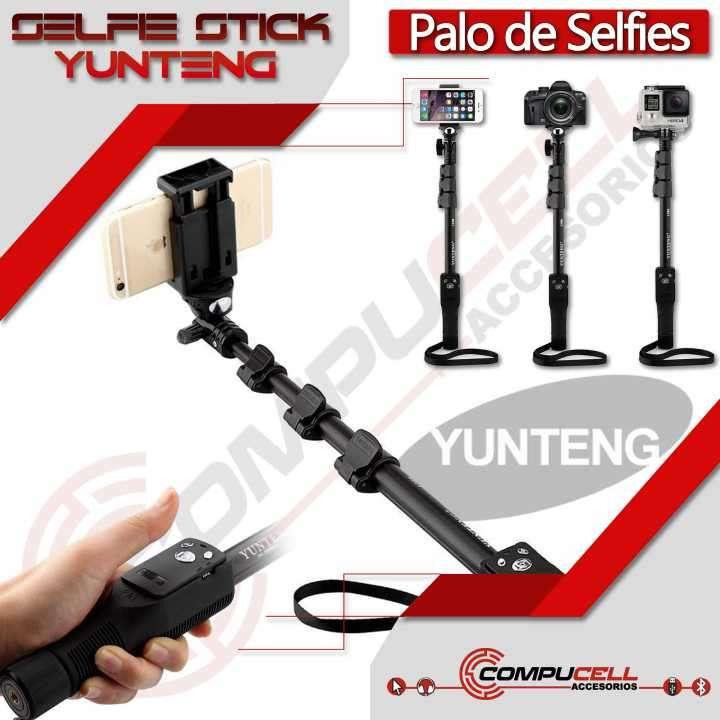 Palo de selfie Yunteng TY-1288 - 0