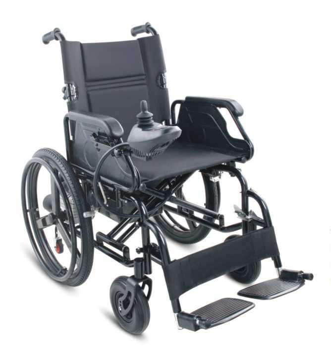 Silla de ruedas estándar motorizada - 0