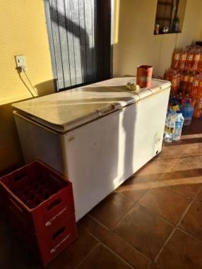 Congelador de 200 lts