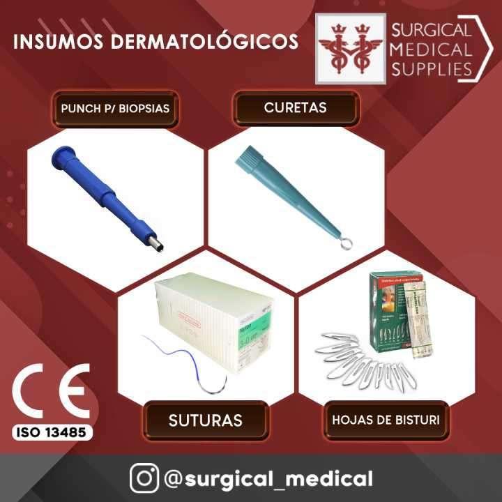 Insumos dermatológicos - 0