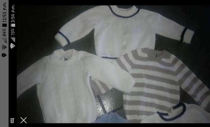 Batitas para bebé en hilo de algodón - 0