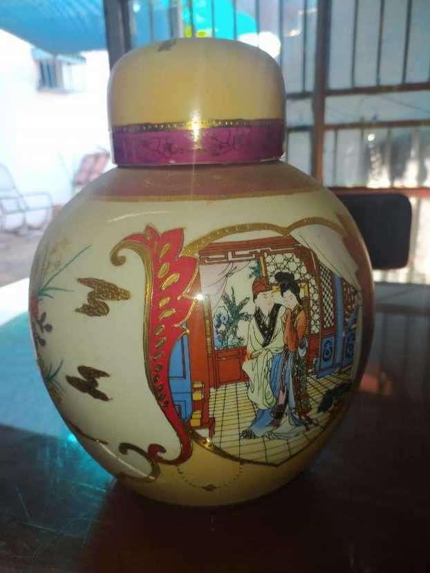 Jarrón de porcelana china - 1