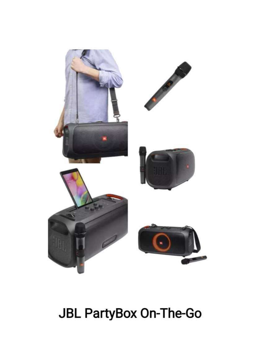 JBL PartyBox On-The-Go - 0