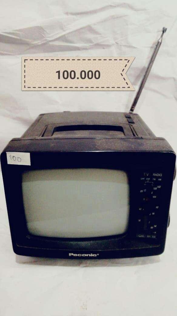 Tv radio decorativo - 0