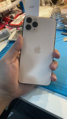 Cambio de tapa trasera para iPhone