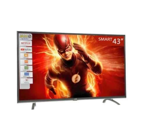 Smart TV JAM 43 pulgadas - 0