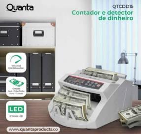 Contador de billetes Quanta QTCDD15