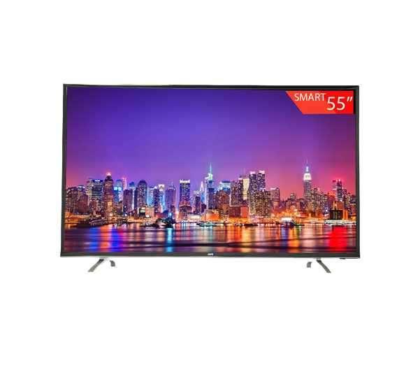 Smart TV JAM 4K de 55 pulgadas - 0