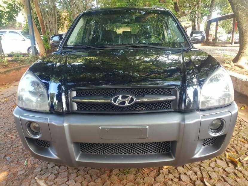 Hyundai Tucson 2006 - 0