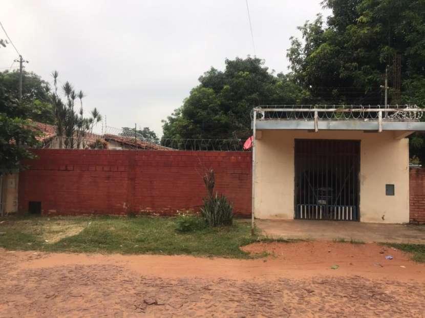 Casa con salón comercial en San Lorenzo Y5511 - 7