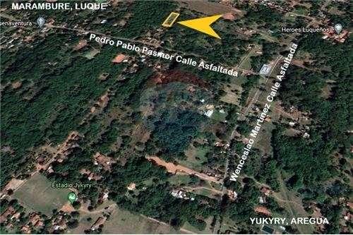 Terreno 2000m² YUKYRY-LUQUE - 1
