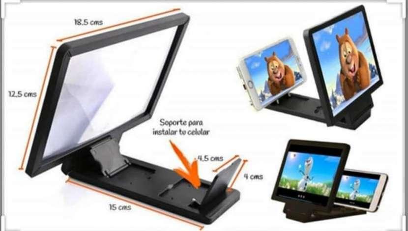 Aumento de pantalla para celular - 1