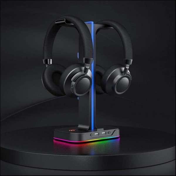 Soporte de auricular RGB - 0