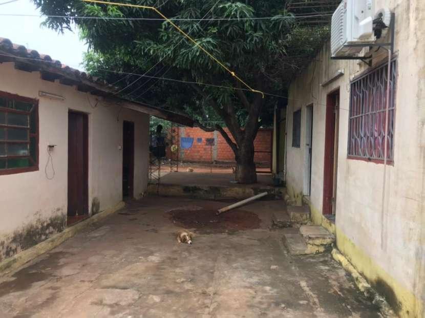 Casa con salón comercial en San Lorenzo Y5511 - 5