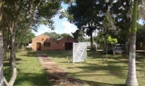 Casa quinta en General Morínigo Caazapá a 10 km del Cerro 3 Kandú