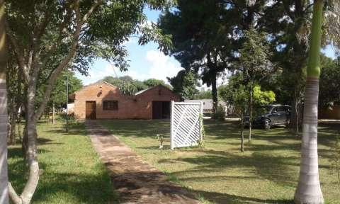 Casa quinta en General Morínigo Caazapá a 10 km del Cerro 3 Kandú - 0