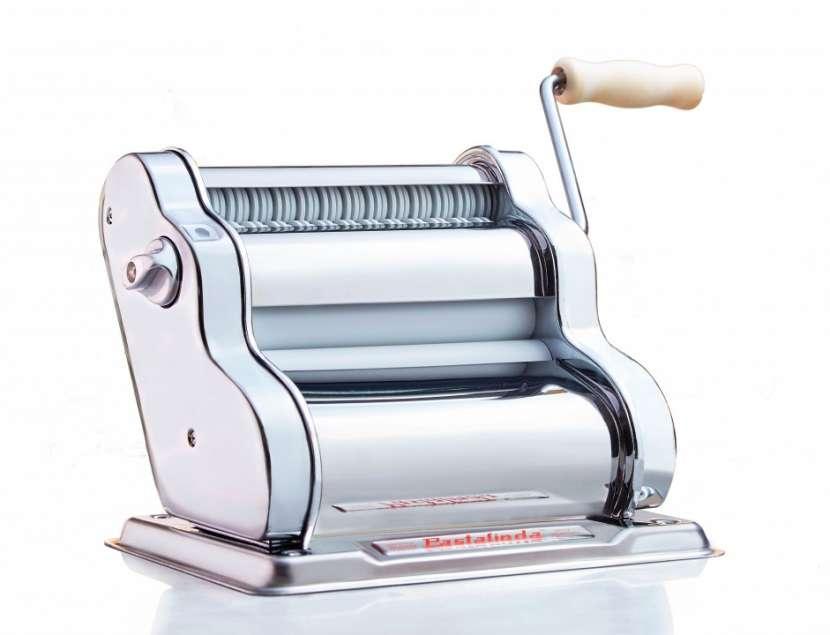 Pastalinda clásica cromada - 0