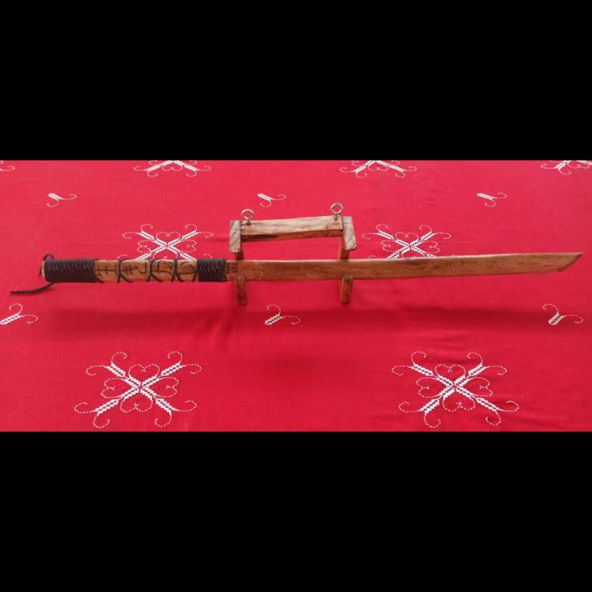 Espada de madera Bokken Personalizada - 1