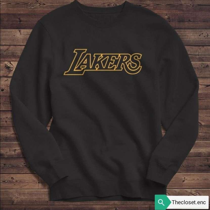 Buzo de Los Lakers - 1