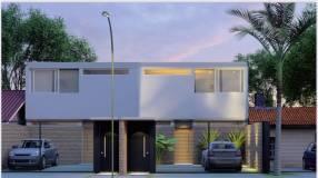 Duplex en construcción Cuarto Barrio Luque
