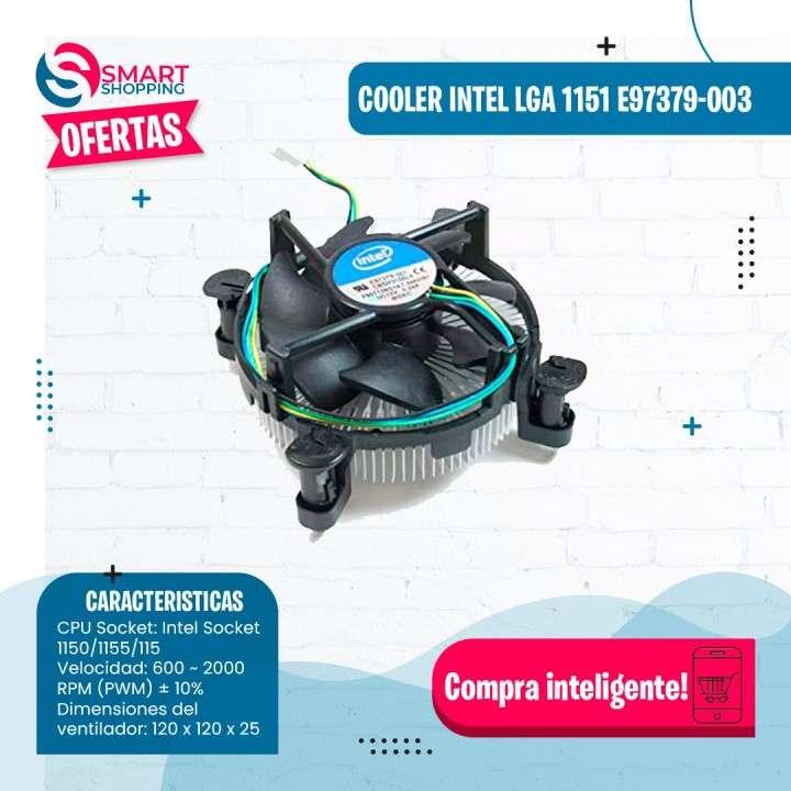 Cooler Intel LGA 1151 E97379-003 ️ - 0