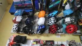 Cascos p/ ciclismo