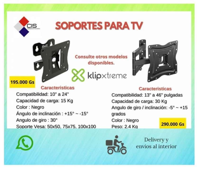Soporte para tv - 0