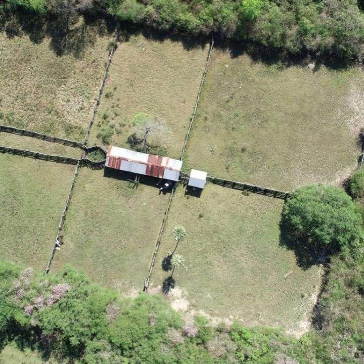Estancia a 58,5 km del Puente Remanso - 2
