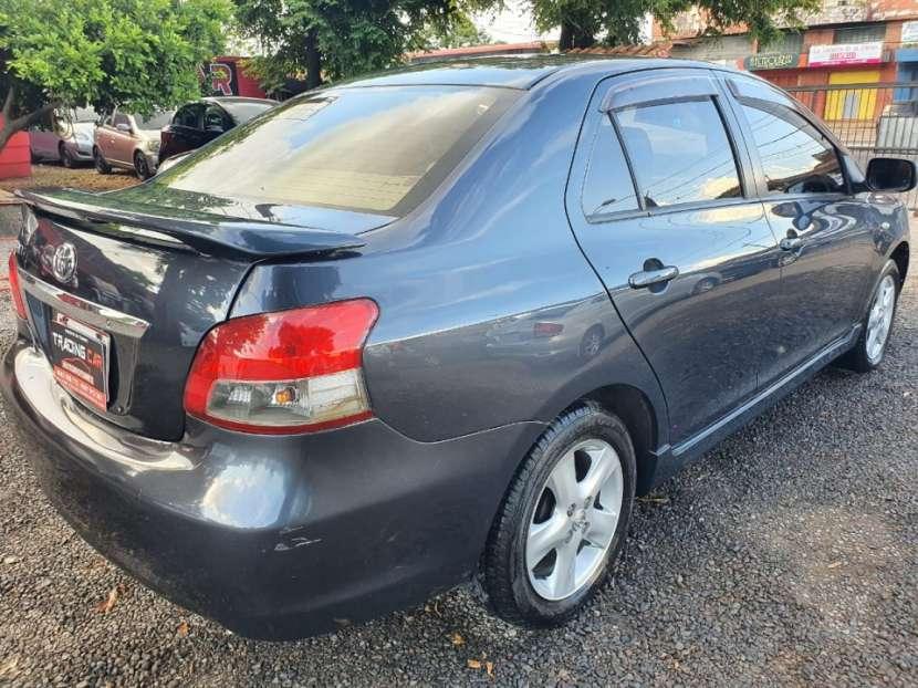 Toyota Belta 2006 - 4