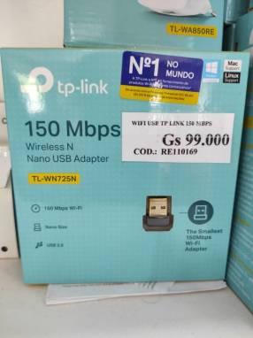 Wifi USB TP-Link 150 Mbps