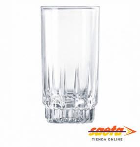 Vaso cristar para refresco prisma nº0257