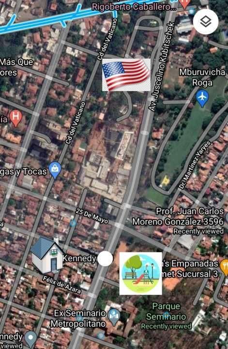 Casa en Asunción zona Parque Seminario - 3