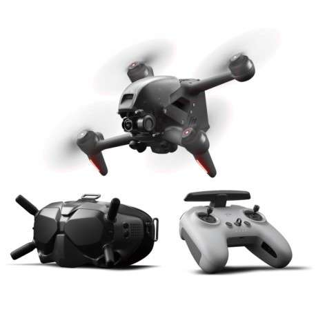 DJI RTF FPV Drone Combo - 0